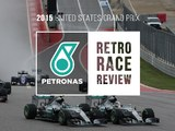 Mercedes reviews 2015 United States Grand Prix