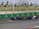 Formula 1: 'Miscommunication blamed for Toro Rosso collision