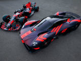Aston Martin Valkyrie gets first public run at Silverstone