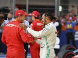 Hamilton: Ferrari's F1 speed edge like a jet mode