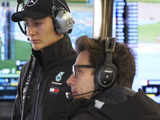 Russell hoping Mercedes follow Ferrari and Red Bull young driver example