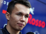 Albon explains why he didn't take Spec 3 engine