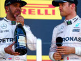 Merc: A 'miracle' Lewis finished