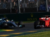 Vettel beats Hamilton to Australian GP win