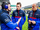 Sainz blasts Kvyat's impatience
