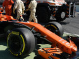 Double breakdown for McLaren