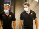 Haas confirms the departure of Grosjean and Magnussen