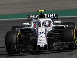 New Williams F1 front wing 'a step in the right direction'