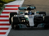 Bottas sets rapid pace on third morning