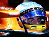 Alonso beaming after first Toyota test