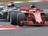 Ferrari head Mercedes in testing