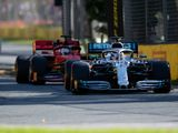 Hamilton 'never planned' to hold up Vettel