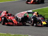 Raikkonen: I should have left Max more space