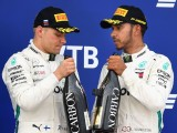 Lewis Hamilton rules out 'giving' Valtteri Bottas his Russia win back