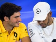 Hamilton gave me 'good feeling' about McLaren - Carlos Sainz Jr.