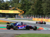 We looked in good shape for points until the retirement – Daniil Kvyat