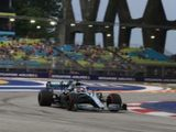 Mixed Day For Mercedes As Hamilton Quickest But Bottas Hits Wall