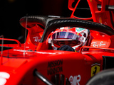 Leclerc names his all-time Ferrari hero
