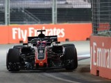 Grosjean Hopeful Haas Has 'Good Race Pace' To Take Advantage Of Strong Singapore Qualifying