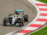 Hamilton: 'The car was like a four-poster bed today'