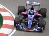 """Kvyat Brands F1 """"Stupid F***ing Circus"""" After Double Penalty"""