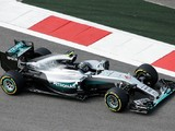 Nico Rosberg sets commanding pace in first Russian GP practice