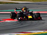 Honda 'encouraged' by Red Bull, Toro Rosso performances