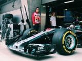 Lewis Hamilton Sets The Pace In First Practice In Shanghai