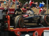 Lopez: 'We need to sit Maldonado down and talk'