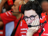 Engine queries a ploy to 'pressure' Ferrari, says Binotto