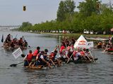 McLaren ends F1 victory drought in Canada...on the water