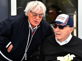 Bernie Ecclestone not behind buyout - Williams