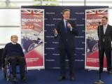 Prime Minister Opens Williams Advanced Engineering Facility