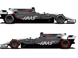 Haas team changes livery for rest of 2017 Formula 1 season
