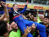 Daniil Kvyat: Three difficult years crashed from my shoulders