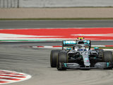 Bottas leads Mercedes 1-2 in second practice at Spanish Grand Prix