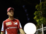 Vettel expecting 'tight' Singapore scrap