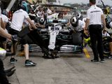 Valsecchi: We saw the Mercedes of old on Friday