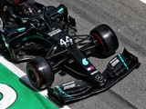 Hamilton cleared, keeps front-row grid spot