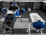 Williams Formula One technology creates 'Babypod' carrier