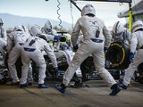 Wider 2017 tyres will make F1 pitstop times harder to replicate