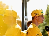 Hulkenberg wants to halve the gap to frontrunners