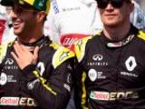 Hulkenberg makes Ricciardo prediction