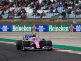 Day of Mixed Fortunes for Racing Point in Portuguese Grand Prix