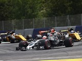 Freak failure caused Haas driver Magnussen's Austrian GP retirement