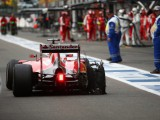 Pirelli: Debris, prolonged use caused Vettel tyre failure