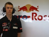 Kvyat, 19, to drive for Toro Rosso