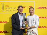 Awards for Bottas and Red Bull