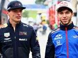 Marko: Gasly is not a number two driver