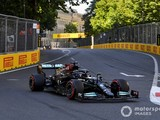 How Hamilton recovered from his F1 practice 'disaster' in Baku